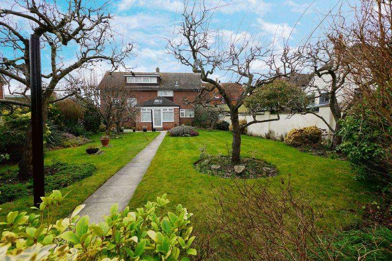 3 Bedrooms Detached House for sale in HENLEY ROAD, SHILLINGFORD