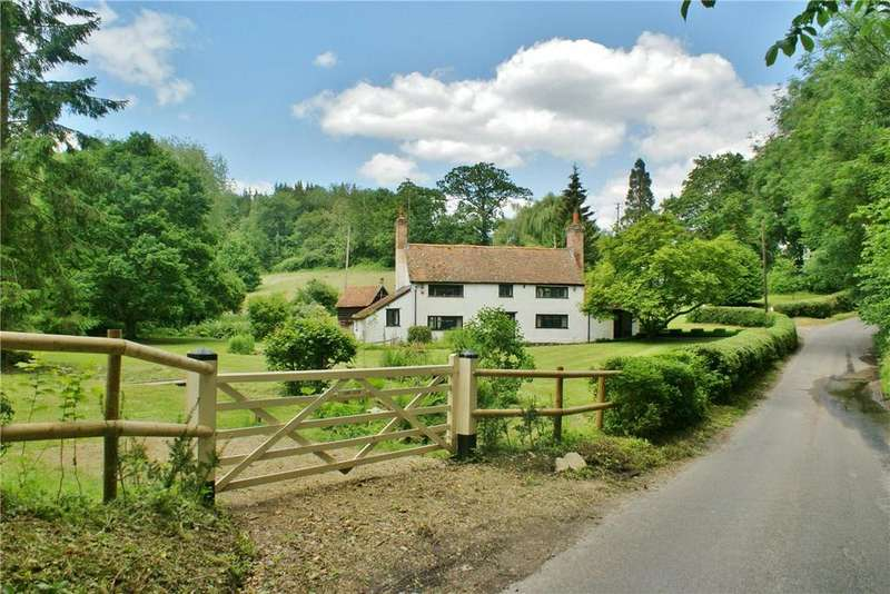 3 Bedrooms Detached House for sale in School Hill, Midgham, Reading, Berkshire, RG7