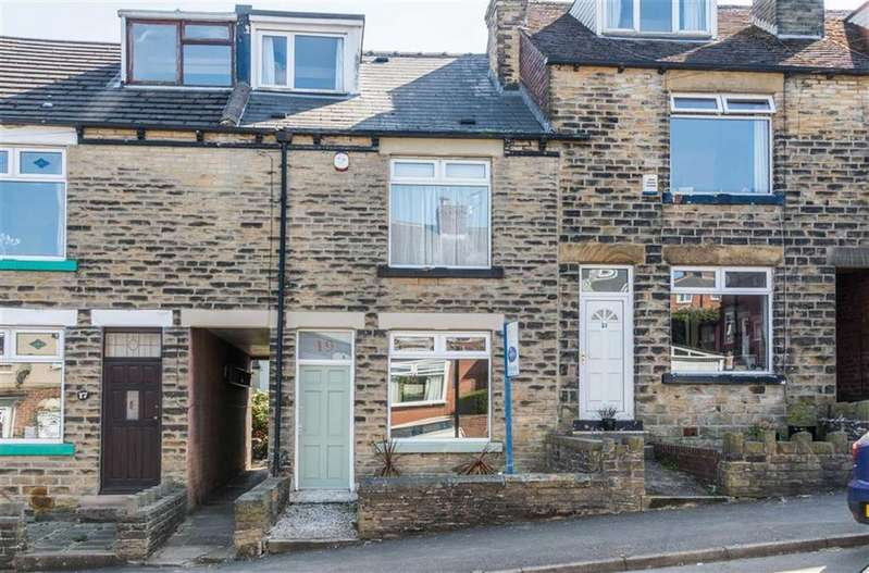3 Bedrooms Terraced House for sale in Truswell Road, Crookes, Sheffield, S10