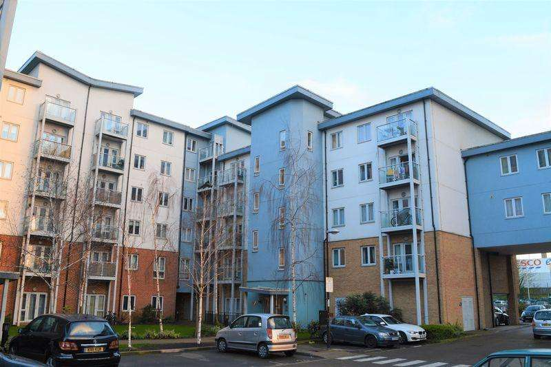 2 Bedrooms Apartment Flat for sale in Foundry Court, Mill Street