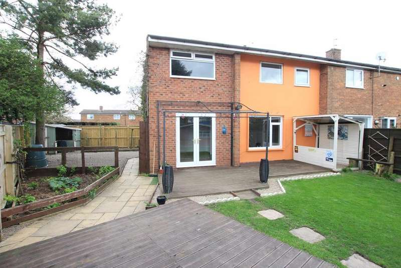 3 Bedrooms Terraced House for sale in Swan Walk, Newton Aycliffe