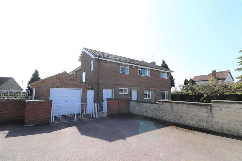 5 Bedrooms Detached House for sale in Broad Place, Hodthorpe, Worksop