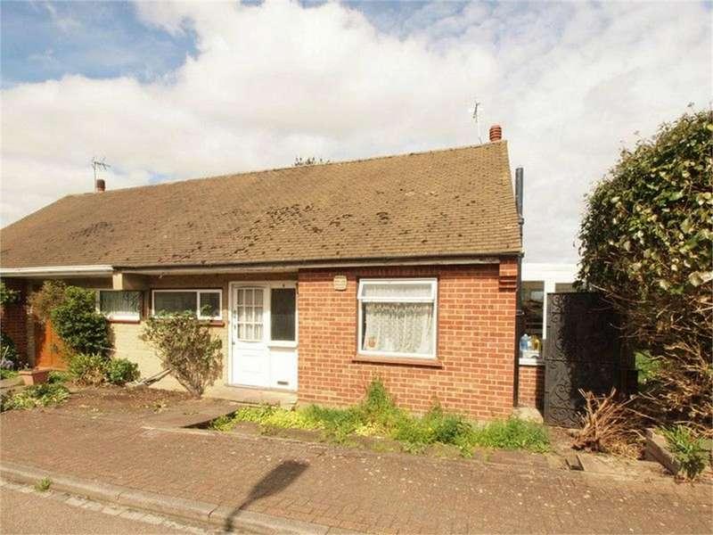 1 Bedroom Semi Detached Bungalow for sale in Colin Close, West Wickham, Kent