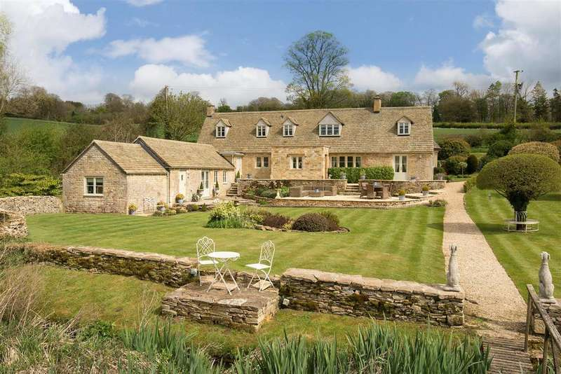 3 Bedrooms Country House Character Property for sale in Guiting Power, Gloucestershire