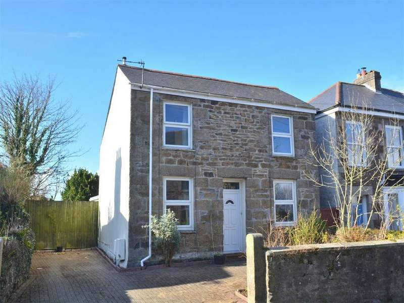 4 Bedrooms Detached House for sale in Coach Lane, REDRUTH, Cornwall