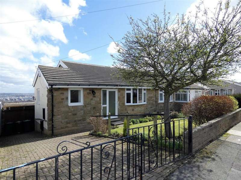 3 Bedrooms Semi Detached House for sale in Watty Hall Road, Wibsey, Bradford, BD6 3AH