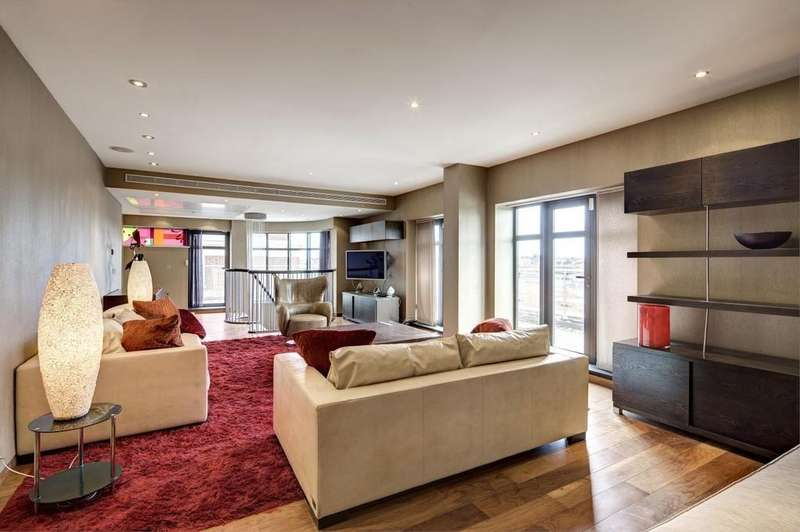3 Bedrooms Apartment Flat for sale in North Row, Mayfair, London