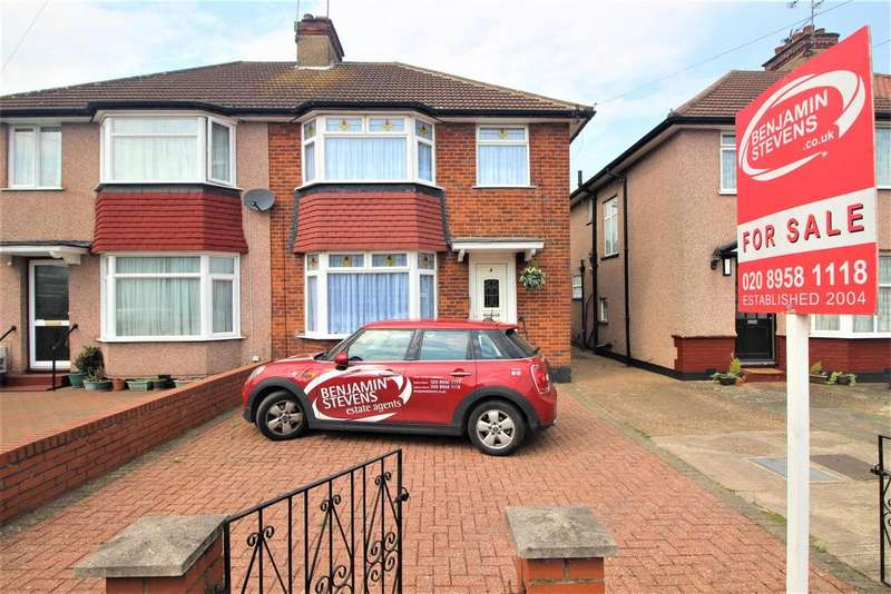 3 Bedrooms House for sale in Southbourne Avenue, London