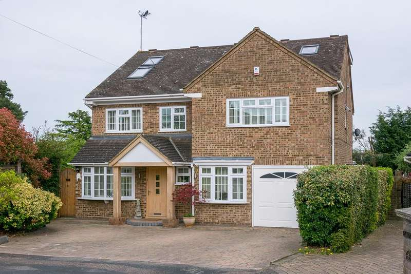 5 Bedrooms House for sale in Parkwood Close, Broxbourne