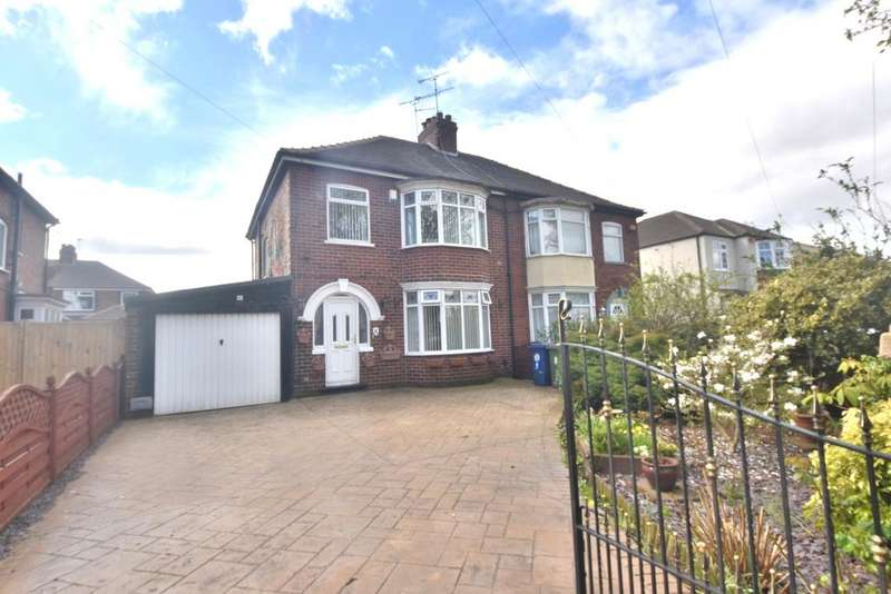 3 Bedrooms Semi Detached House for sale in Derwent Road, Recar TS10