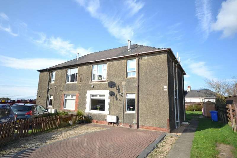 2 Bedrooms Ground Flat for sale in 115 Oswald Road, Ayr, KA8 8NX
