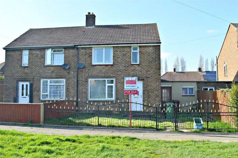 2 Bedrooms House for sale in St Ives Crescent, Grimsby, DN34