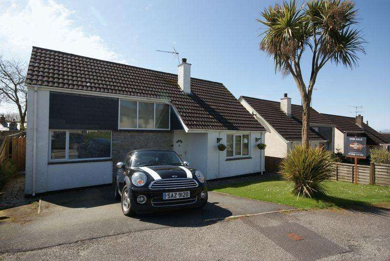 4 Bedrooms Detached House for sale in Manor Close, Blisland, Bodmin