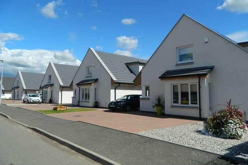 3 Bedrooms Detached House for sale in Swansea Lane, Carluke, ML8