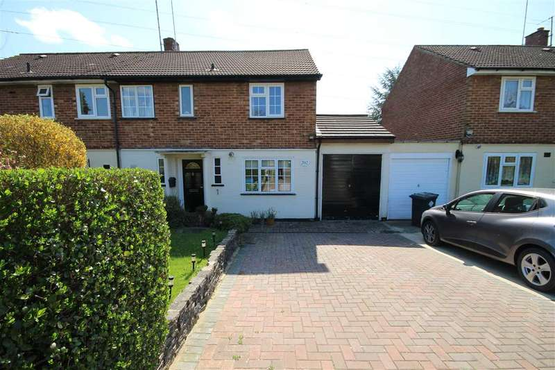 3 Bedrooms House for sale in Park Avenue, North Bushey, WD23