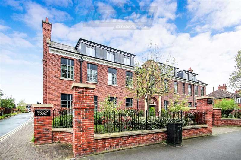 1 Bedroom Apartment Flat for sale in Avalon Court, Newport, Lincoln