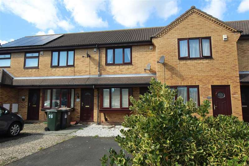 2 Bedrooms Terraced House for sale in Cloverhill Close, Annitsford, Cramlington