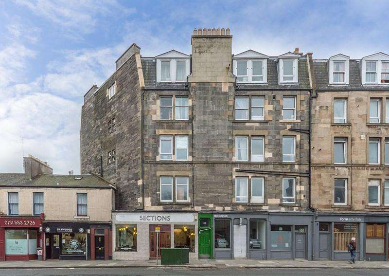 1 Bedroom Property for sale in 2f4, 35 Ferry Road, Leith, Edinburgh, EH6 4AD