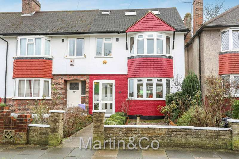 4 Bedrooms Property for sale in Hillcross Avenue, Morden, SM4