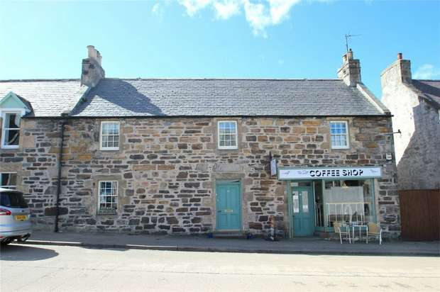 4 Bedrooms Semi Detached House for sale in 46-48 Seafield Street, Cullen, Buckie, Moray