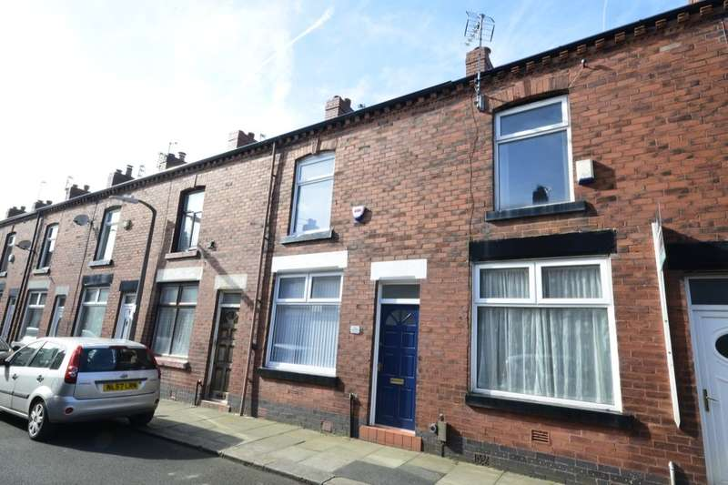 2 Bedrooms Property for sale in Clelland Street, Farnworth, Bolton, BL4