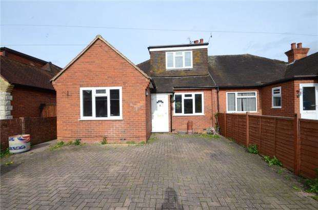 4 Bedrooms Semi Detached Bungalow for sale in Northfield Road, Maidenhead, Berkshire
