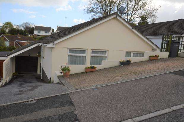 4 Bedrooms Detached House for sale in Haywain Close, Shiphay, Torquay, Devon