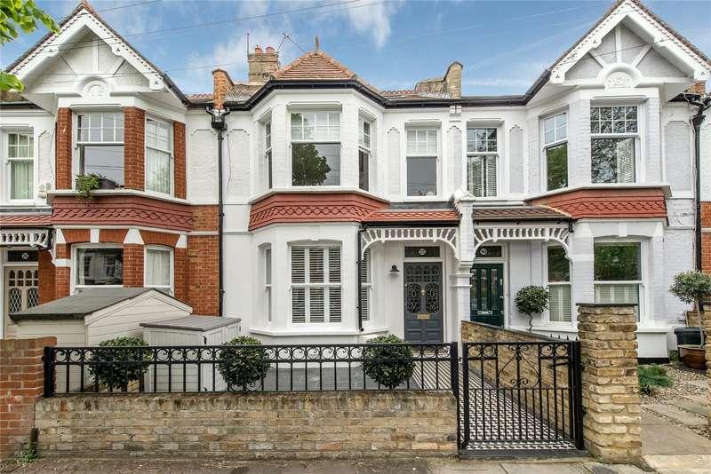 5 Bedrooms Terraced House for sale in Elborough Street, Southfields, London, SW18