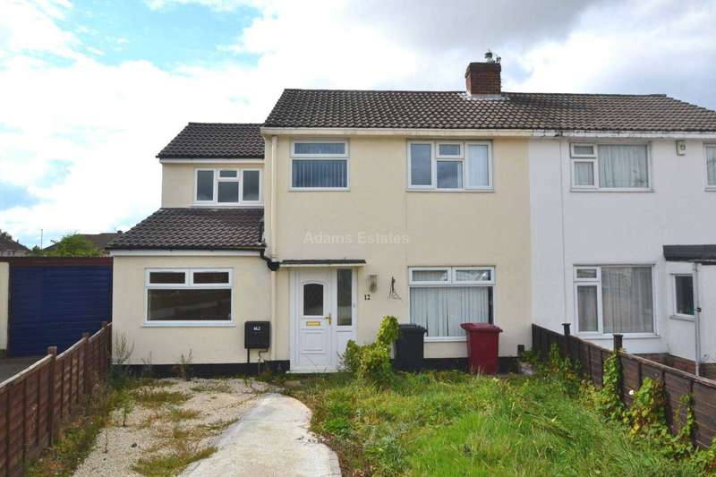 5 Bedrooms Semi Detached House for sale in Alandale Close, Reading
