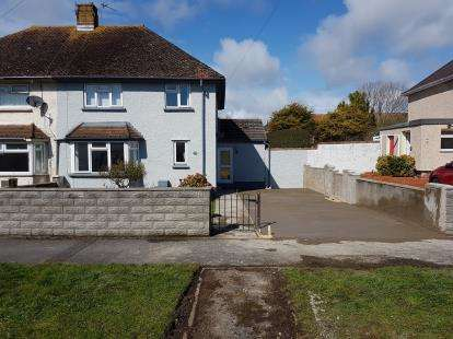 3 Bedrooms Semi Detached House for sale in Castle Road, Rhoose, Barry, Vale Of Glamorgan