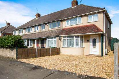 3 Bedrooms Semi Detached House for sale in Stroud Road, Patchway, Bristol, Gloucestershire