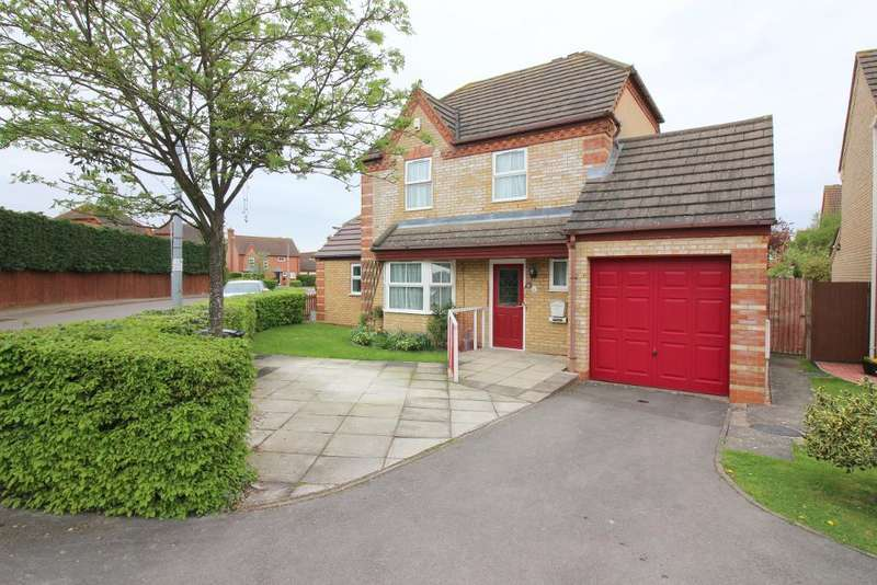 4 Bedrooms Detached House for sale in Grange Road, Barton Le Clay, Bedfordshire, MK45 4RE