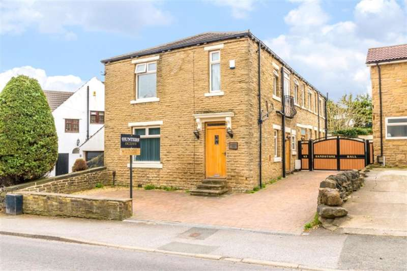 4 Bedrooms Detached House for sale in Woodhall Road , Pudsey , LS28