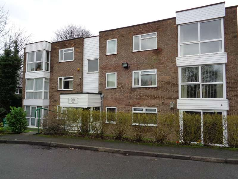 2 Bedrooms Flat for sale in Nevile Court, Salford, M7