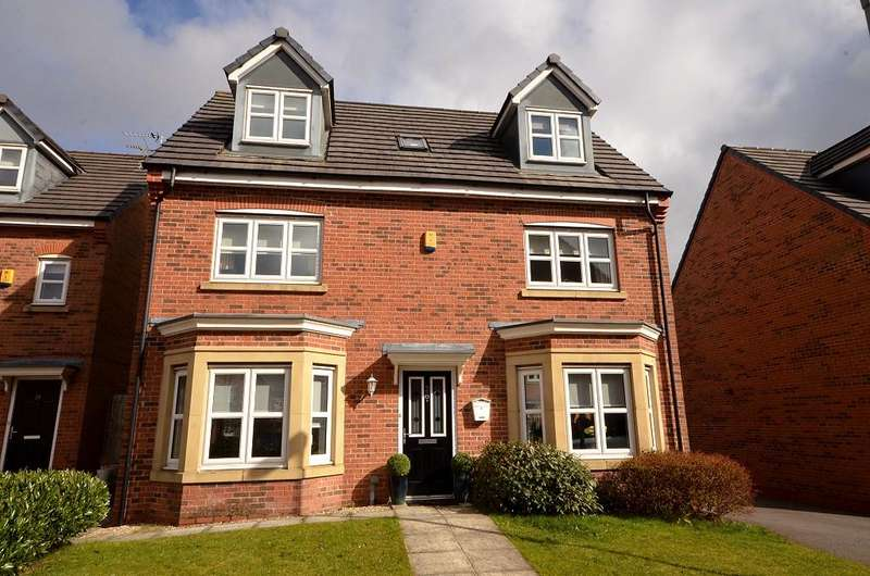 5 Bedrooms Detached House for sale in Hydrangea Close, Westhoughton BL5