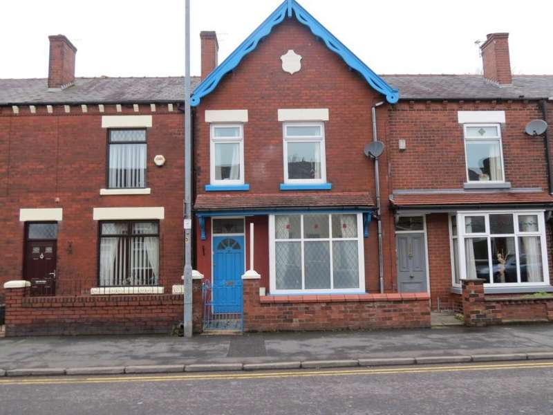 3 Bedrooms Terraced House for rent in King Street, Westhoughton BL5