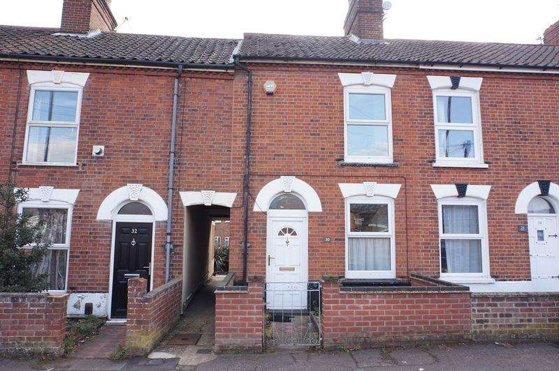2 Bedrooms Terraced House for sale in Ella Road, Norwich