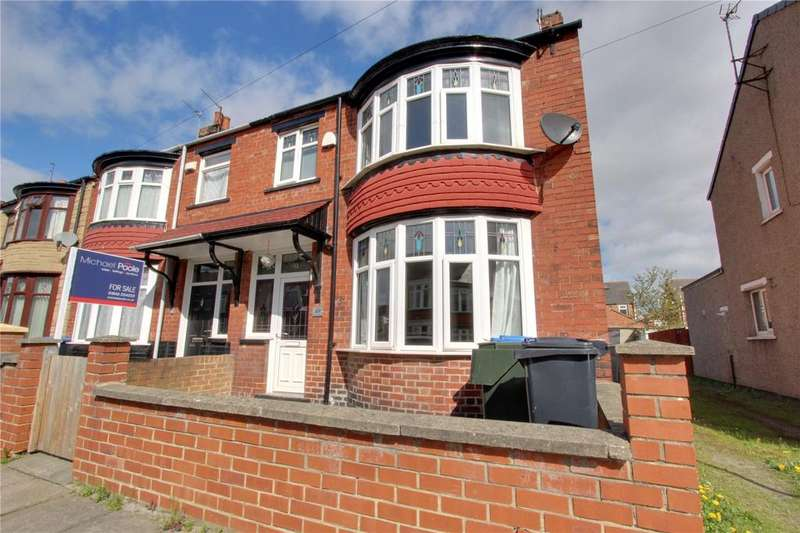 3 Bedrooms End Of Terrace House for sale in Rochester Road, Linthorpe