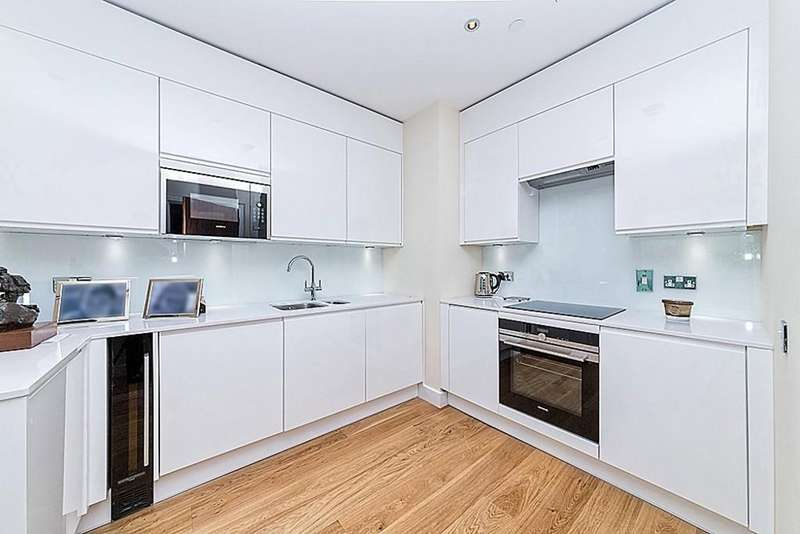 1 Bedroom Apartment Flat for sale in Arora Tower, North Greenwich, SE10