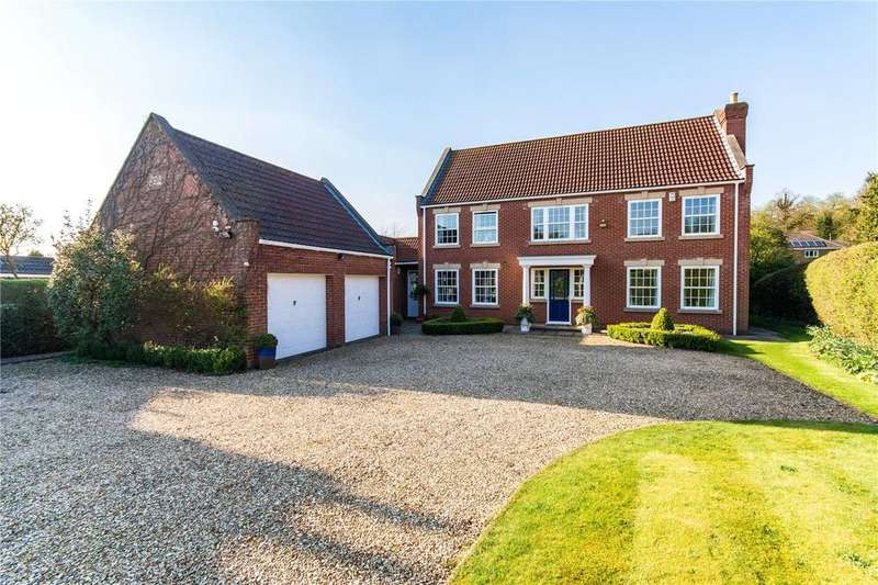 4 Bedrooms Detached House for sale in Front Street, Elsham, Brigg, Lincolnshire, DN20