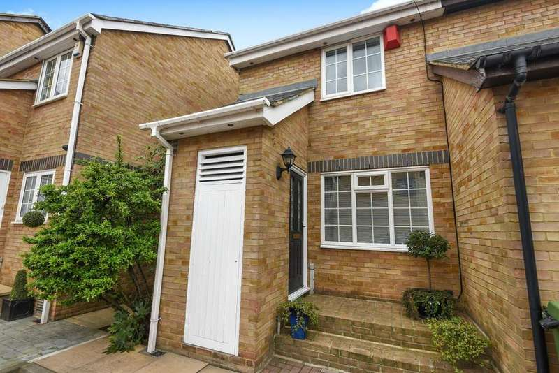 3 Bedrooms Terraced House for sale in Midship Close, Surrey Quays