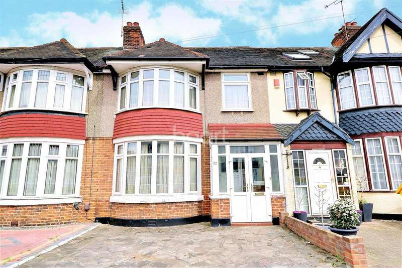 3 Bedrooms Terraced House for sale in Malvern Drive, Ilford, Essex