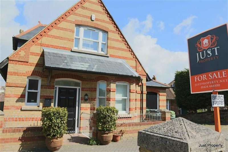 5 Bedrooms Detached House for sale in Barley Lane, Hastings