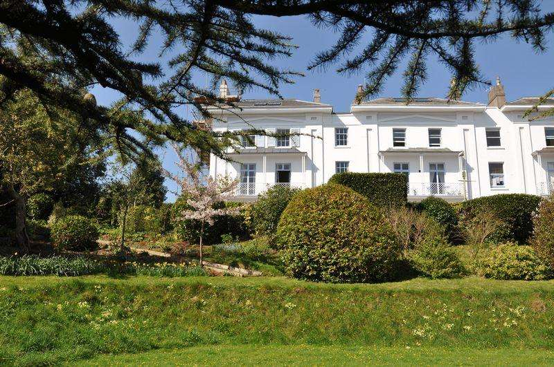 2 Bedrooms Apartment Flat for sale in Pennsylvania Park, Exeter