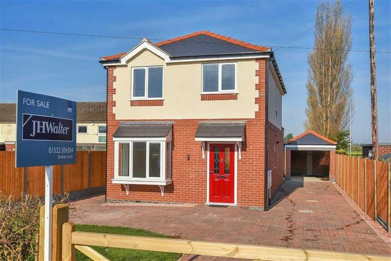 3 Bedrooms Detached House for sale in Brant Road, Waddington, Lincoln, Lincolnshire