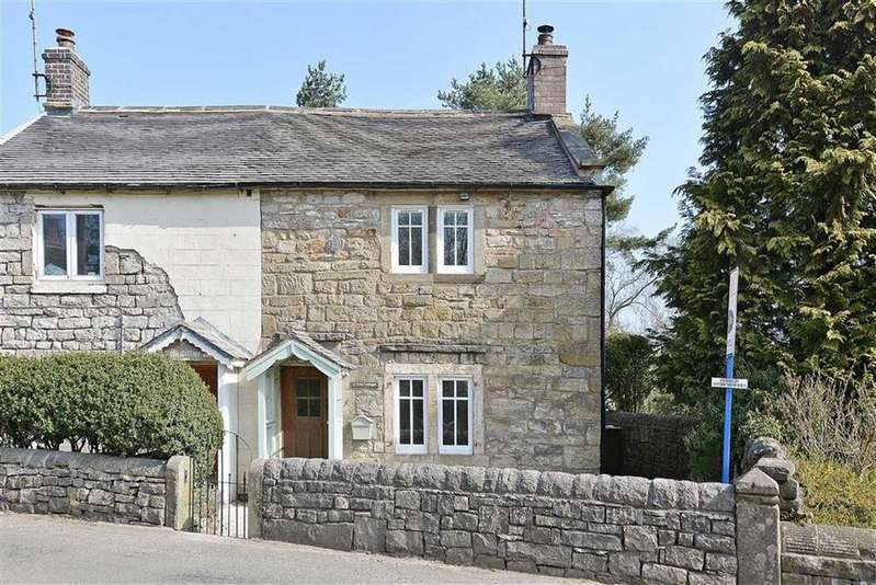 2 Bedrooms Cottage House for sale in 2 Rose Cottages, Hulme End, Buxton, Derbyshire, SK17