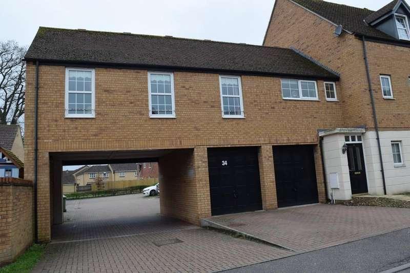 1 Bedroom Maisonette Flat for rent in Hazel Covert, Thetford