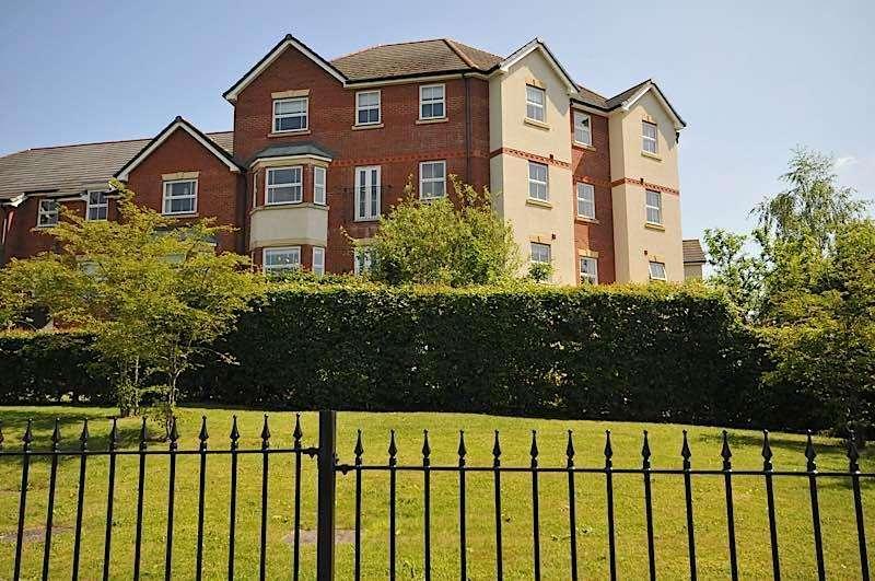 2 Bedrooms Apartment Flat for sale in STOURBRIDGE - Trefoil Gardens