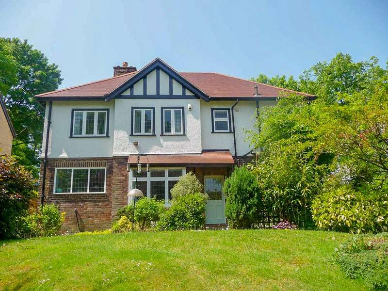 5 Bedrooms Detached House for sale in College Road, Buxton