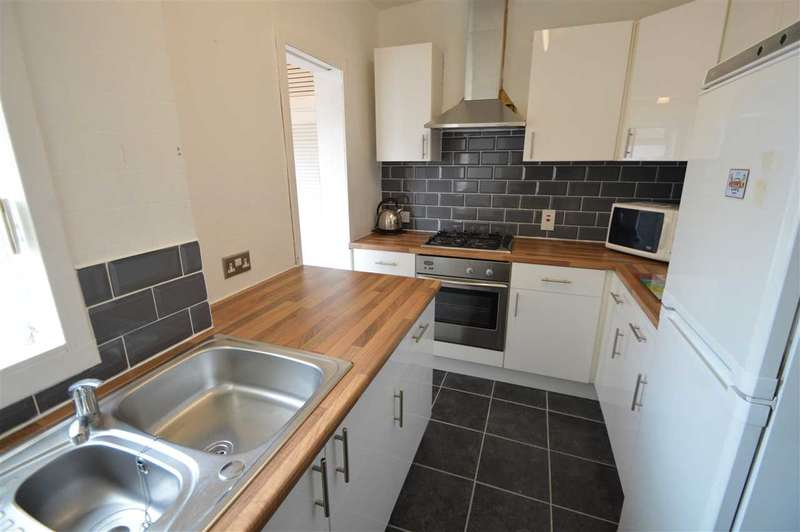 1 Bedroom Terraced House for sale in Croft Place, Larkhall